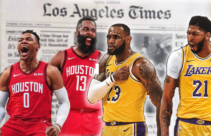 Lakers Vs Rockets Who Will Advance The Famuan